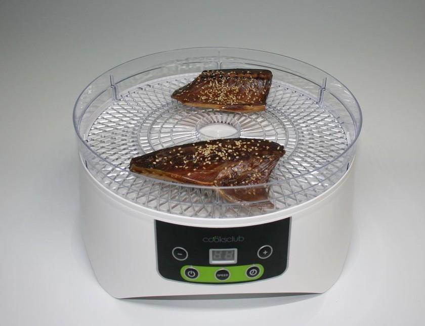 毎日食べる☆食品乾燥機でサバのみりん干し