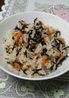 ポン酢と麺つゆで♪簡単かしわ飯の素