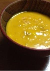 シチューの素で☆簡単かぼちゃスープ