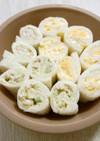 幼児食♡ツナと胡瓜のロールサンド