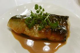 鯖の味噌マヨネーズかけ 簡単