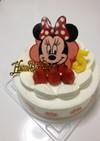キャラチョコ お誕生日♡ミニーちゃん
