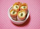【ママレシピ】うずらベーコンonチーズ♪