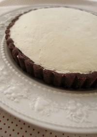 簡単★超濃厚レアチーズケーキ