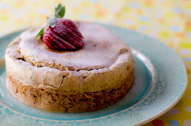 ポピーシードケーキ (グルテンフリー)