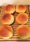 ふわふわやわらかい大豆粉の糖質制限丸パン