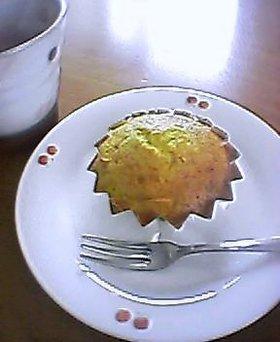 パインジュースとココナッツのケーキ