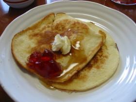フワフワ のホットケーキ