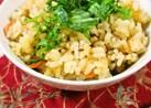 金山寺味噌の炊き込みご飯