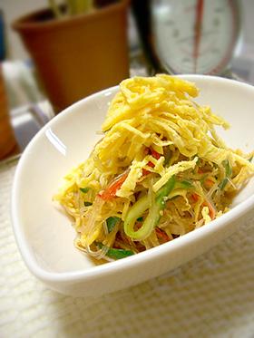 春雨サラダ*中華の副菜に♪