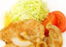 定食屋風❢豚肉の生姜焼き
