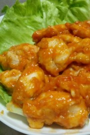 簡単!!節約!!鶏胸肉のトリチリ☆の写真