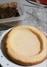 簡単☆炊飯チーズケーキ