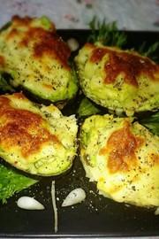 話題入り☆アボカドとツナのチーズ焼き❤の写真