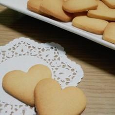 さくさく♪簡単型抜きクッキー