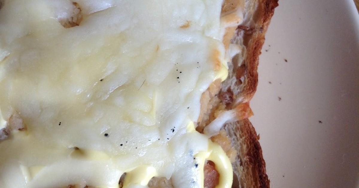 卯の花トースト