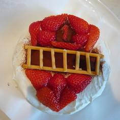 お誕生日ケーキ☆トッキュウジャー