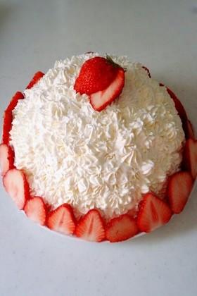 ゼリエースで☆ムースケーキ