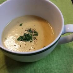 【石橋】健康!キャロットジンジャースープ