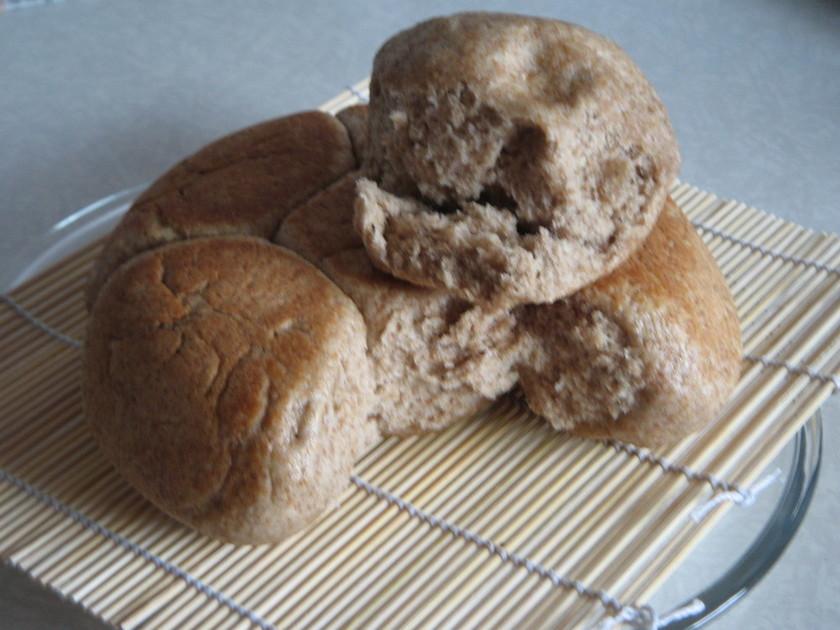 炊飯器でライ麦パン