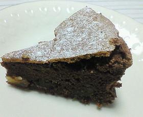 簡単で美味*チョコレートケーキ。