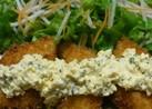 魚(シイラ)フライと☆簡単タルタルソース