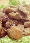 鶏むね肉の甘酢煮/塩麹でしっとり柔らか