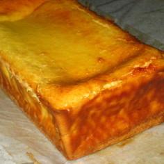 ミキサーで作る簡単&濃厚チーズケーキ