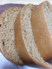 全粒粉♡100%♡食パン♡HB♡低GIの写真