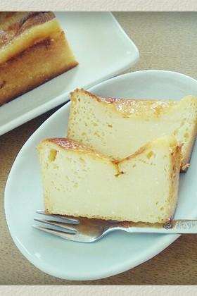 もちもち*ベイクドヨーグルトケーキ