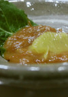 夏みかん味噌