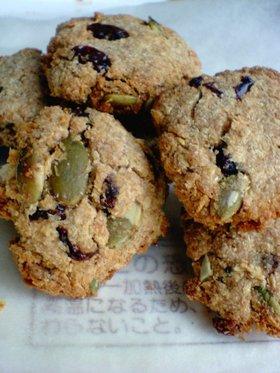 超健康的♪おからクッキー
