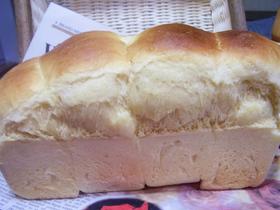レンジで食パン♪ふくらみすぎだよっ