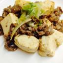肉豆腐?豆腐チャンプルー