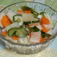 ♡簡単♡野菜の甘酢漬け♪