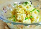 レンジで簡単☆おからの卵サラダ