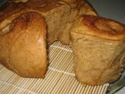 炊飯器で珈琲パンの写真