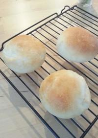 中モッチリ外カリッと☆毎日焼きたてパン