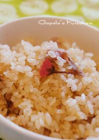 ふんわり春のおもてなし☆桜ご飯