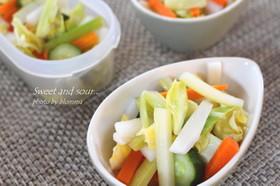 いろいろ野菜のピクルス☆