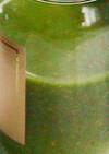 カシューナッツで作る☆手作りバジルソース
