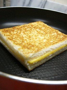 ちょっとひと手間♪メルテッドチーズ