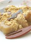 黒糖ミルキーわらび餅