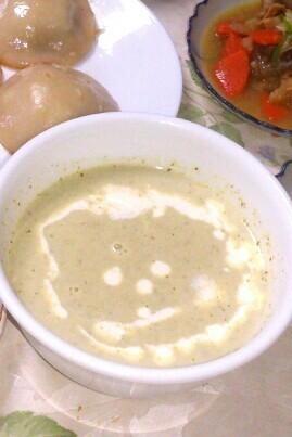 ブロッコリー嫌いの!スープ・ポタージュ