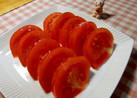 ☆トマトにお砂糖かけるだけ~☆