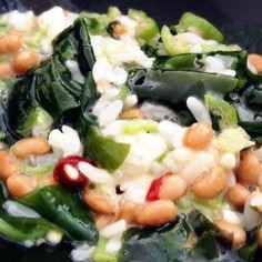 The ずぼら‼︎ 栄養満点ネバネバ丼