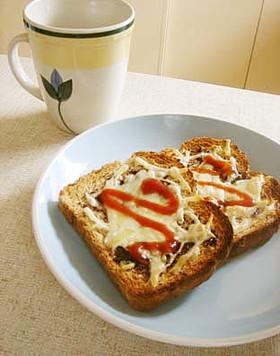 ベジマイト・トースト(オーストラリア)