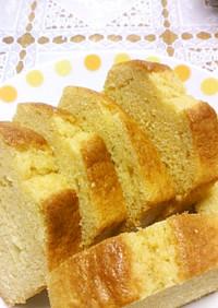 あまじょっぱ~い♡お醤油のパウンドケーキ