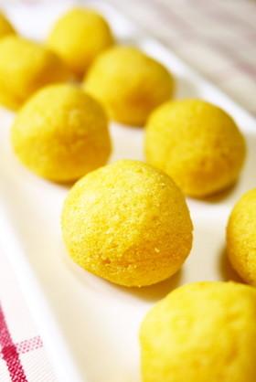 糖質オフのお菓子♪おからチーズボール