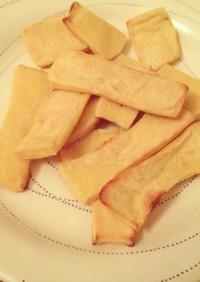 糖質制限♡高野豆腐のおやつ